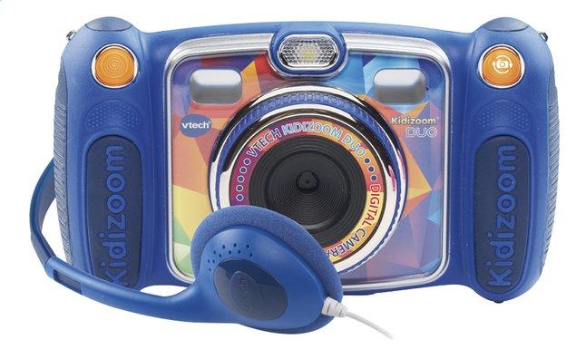 Afbeelding van VTech digitaal fototoestel KidiZoom Duo blauw from ColliShop