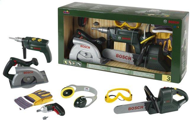 Afbeelding van Bosch gereedschapskoffer Megaset from ColliShop