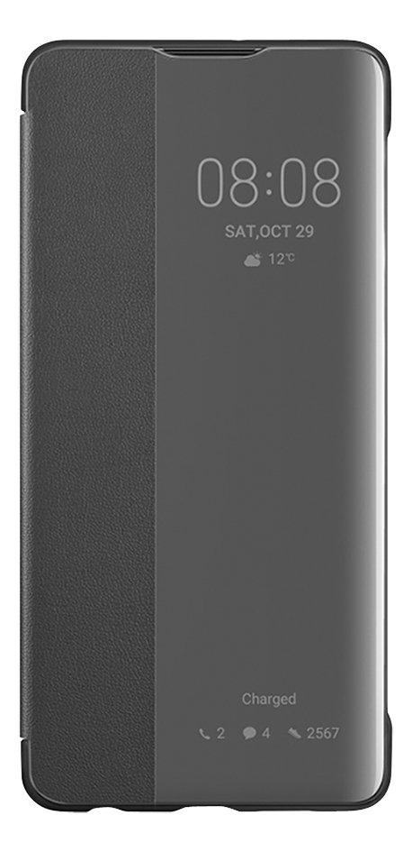 Afbeelding van Huawei flipcover View voor Huawei smartphone P30 zwart from ColliShop