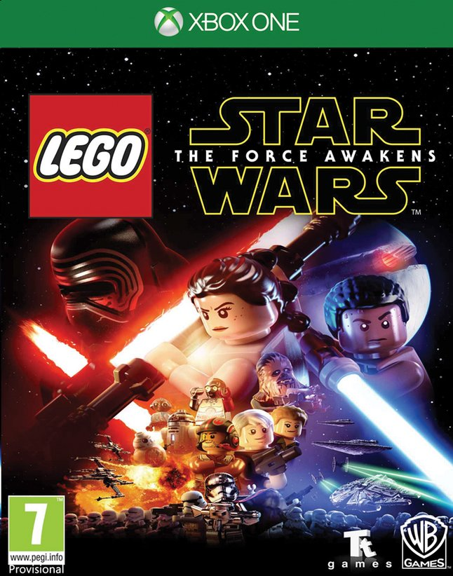 Afbeelding van XBOX One LEGO Star Wars: The Force Awakens ENG/FR from ColliShop