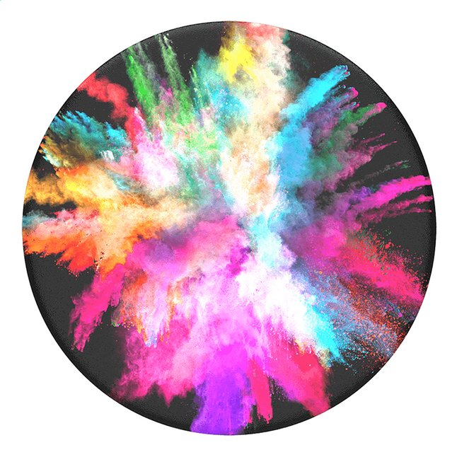 PopSockets Phone grip Color Burst Gloss