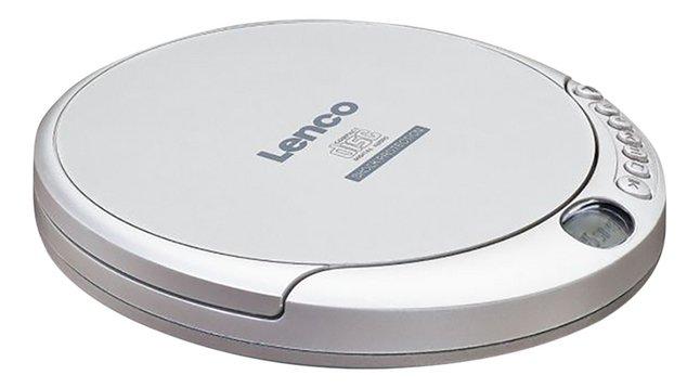 Lenco lecteur MP3 et CD portable Discman CD-201