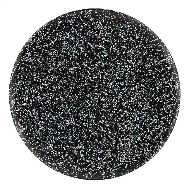 Afbeelding van PopSockets Phone grip Glitter Black from ColliShop