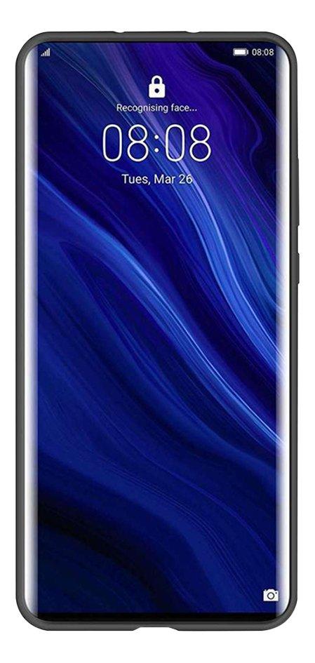 Afbeelding van Huawei cover van silicone voor Huawei P30 Pro zwart from ColliShop