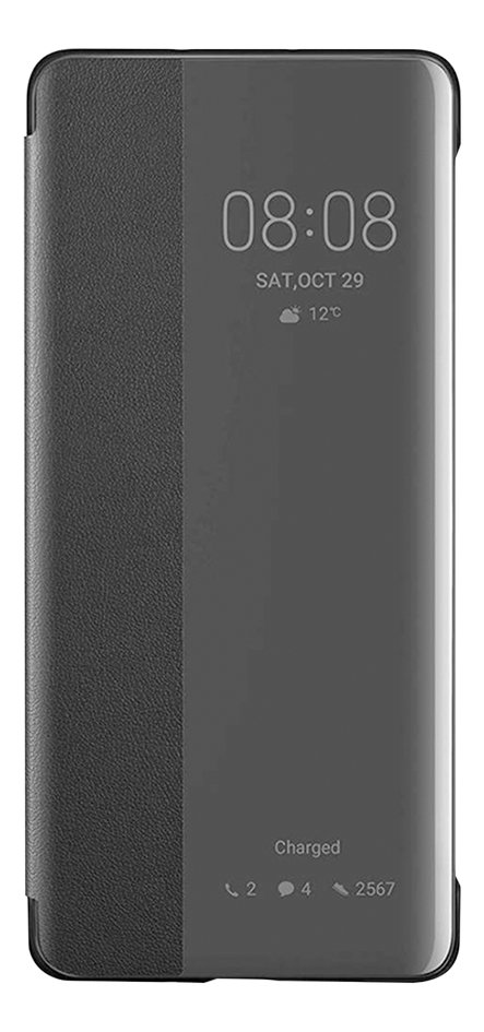 Afbeelding van Huawei flipcover View voor Huawei P30 Pro zwart from ColliShop
