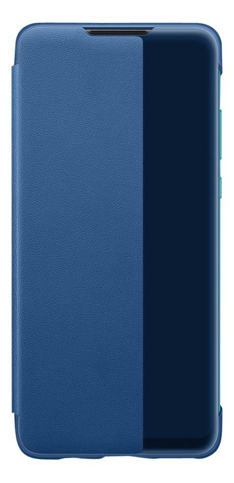 Afbeelding van Huawei flipcover View voor Huawei P30 Lite blauw from ColliShop