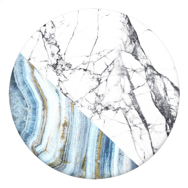 Afbeelding van PopSockets Phone grip Aegean Marble from ColliShop