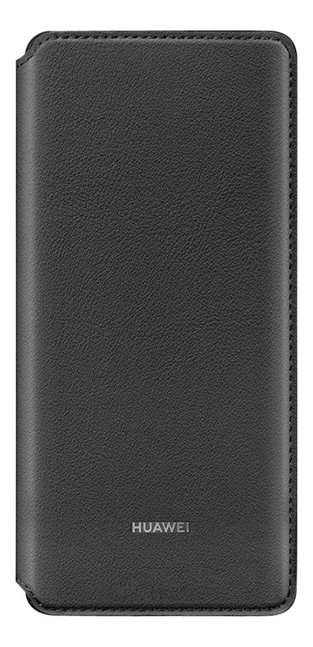 Image pour Huawei Flipcover avec porte-cartes pour Huawei P30 Pro noir à partir de ColliShop