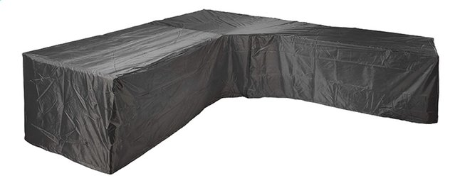 Image pour AeroCover housse de protection pour ensemble lounge en forme de L trapèze polyester à partir de ColliShop