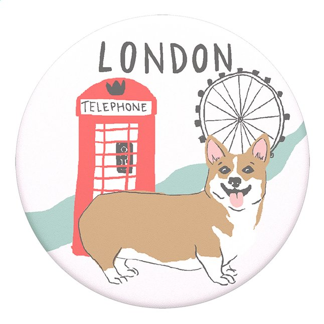 Image pour PopSockets Phone grip London à partir de ColliShop