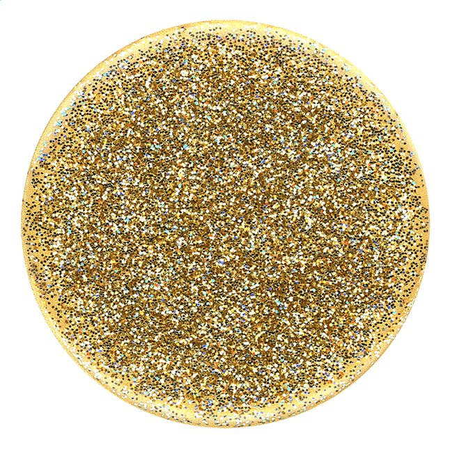 Afbeelding van PopSockets Phone grip Glitter Gold from ColliShop