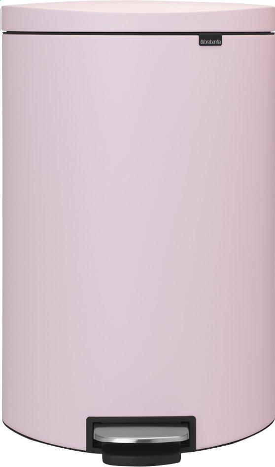Image pour Brabantia poubelle à pédale FlatBack+ 40 l rose à partir de ColliShop