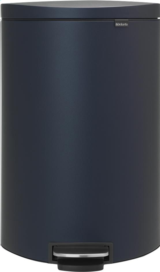 Image pour Brabantia poubelle à pédale FlatBack+ 40 l bleu à partir de ColliShop