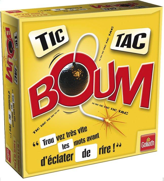 Image pour Tic Tac Boum à partir de ColliShop