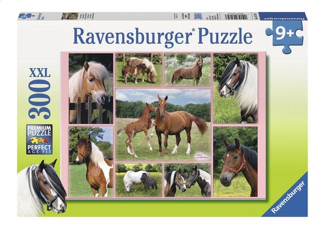 Image pour Ravensburger puzzle XXL Chevaux de rêve à partir de ColliShop