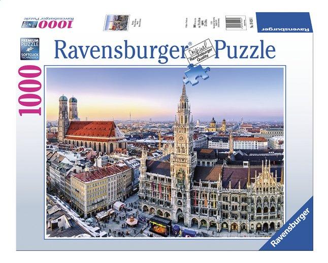 Image pour Ravensburger puzzle Munich à partir de ColliShop