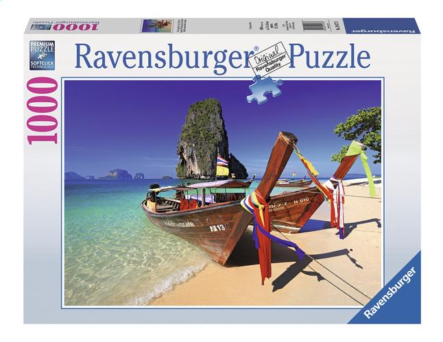 Image pour Ravensburger puzzle La plage de Phra Nang Krabi, Thailand à partir de ColliShop