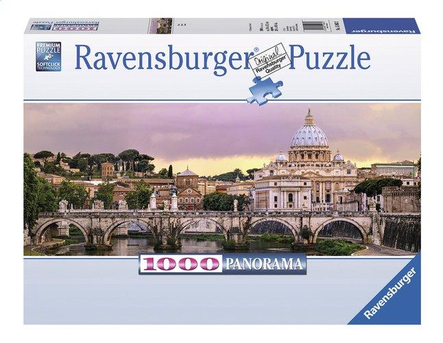 Image pour Ravensburger puzzle panorama Rome à partir de ColliShop