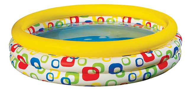 Image pour Intex piscine gonflable pour enfants Wild Geometry à partir de ColliShop