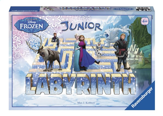 Afbeelding van Ravensburger Disney La Reine des Neiges Labyrinth Junior FR from ColliShop