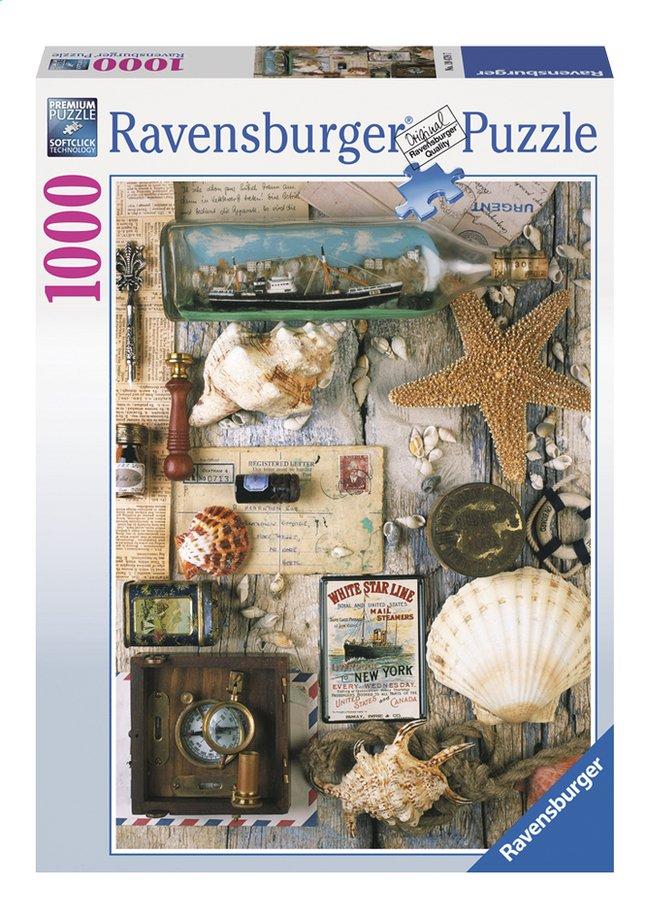 Image pour Ravensburger puzzle Souvenirs de mer à partir de ColliShop