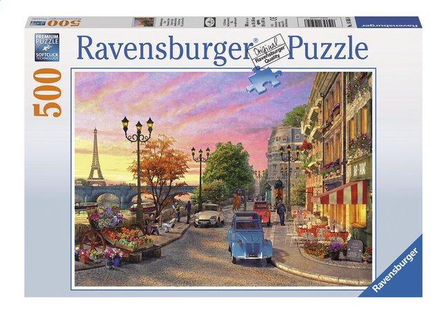 Image pour Ravensburger puzzle Promenade à Paris à partir de ColliShop