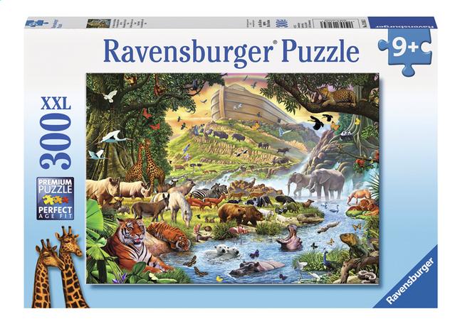 Image pour Ravensburger puzzle XXL Les animaux de l'arche de Noé à partir de ColliShop