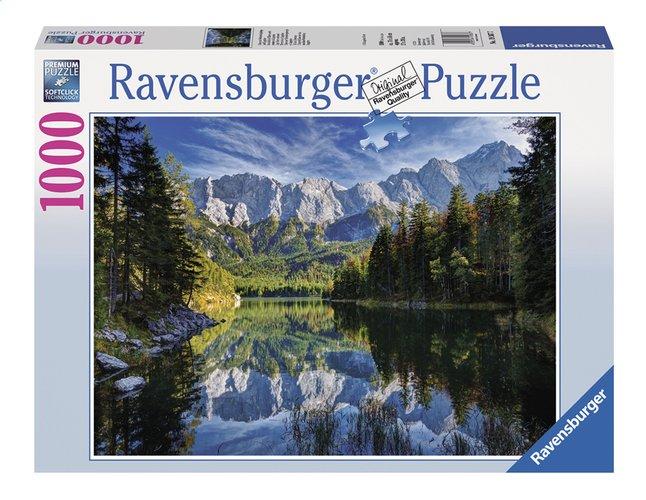 Image pour Ravensburger puzzle Lac Eibsee, Allemagne à partir de ColliShop