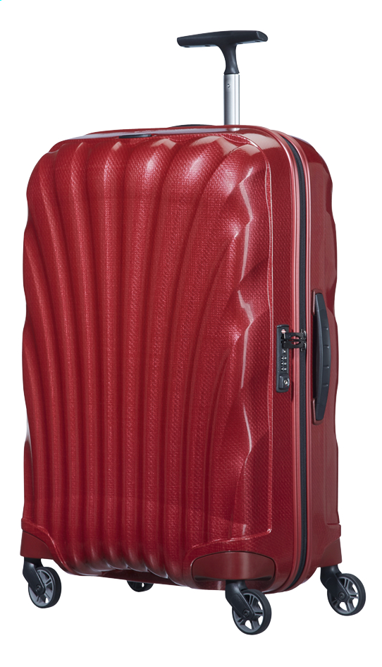 Image pour Samsonite Valise rigide Cosmolite 3.0 Spinner red 69 cm à partir de ColliShop