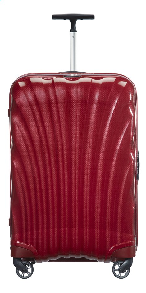 Image pour Samsonite Valise rigide Cosmolite 3.0 Spinner red à partir de ColliShop