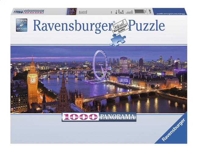 Afbeelding van Ravensburger panoramapuzzel Londen bij nacht from ColliShop