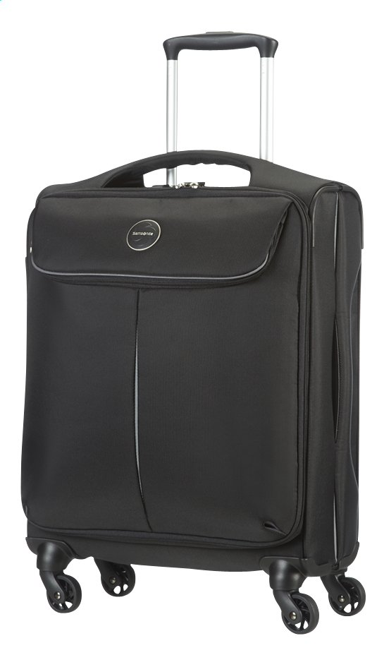 Image pour Samsonite Valise souple Pop-Fresh Spinner black à partir de ColliShop