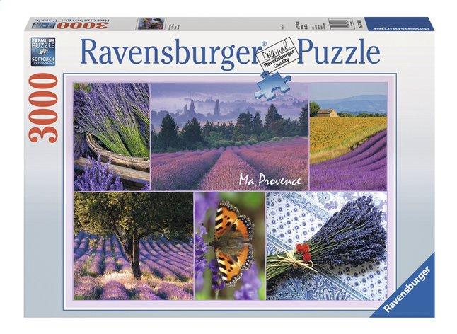 Afbeelding van Ravensburger puzzel Provence from ColliShop