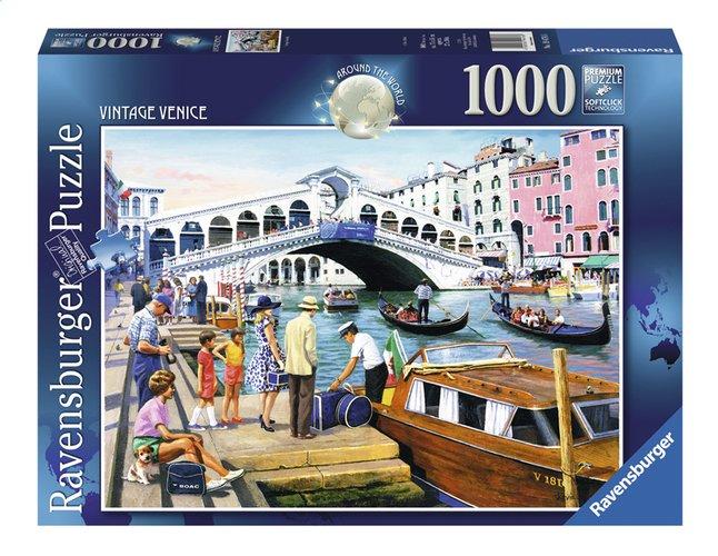 Image pour Ravensburger puzzle Venise vintage à partir de ColliShop
