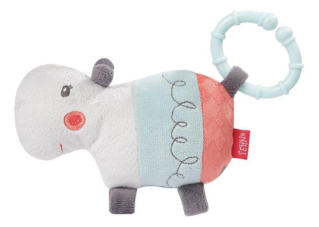 Fehn jouet à suspendre Loopy & Lotta mini Hippopotame