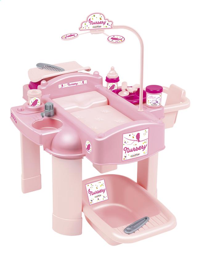 Image pour Écoiffier table de soins pour poupées Nursery 22 pièces à partir de ColliShop
