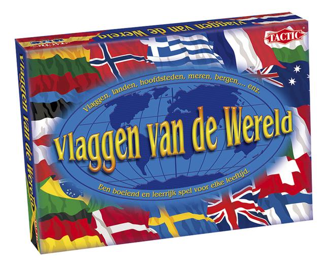 Afbeelding van Vlaggen van de wereld from ColliShop