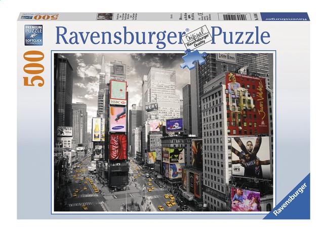 Image pour Ravensburger puzzle Vue sur Times Square à partir de ColliShop