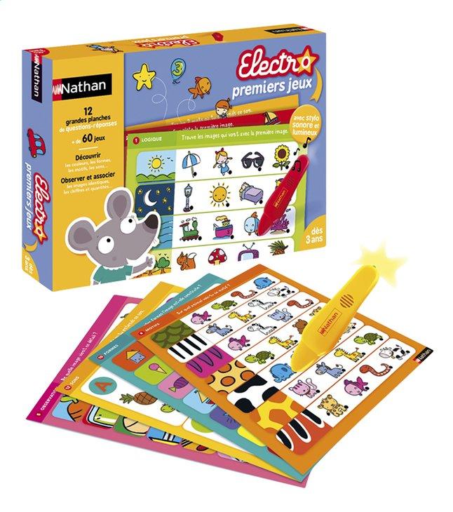 Image pour Electro premiers jeux à partir de ColliShop