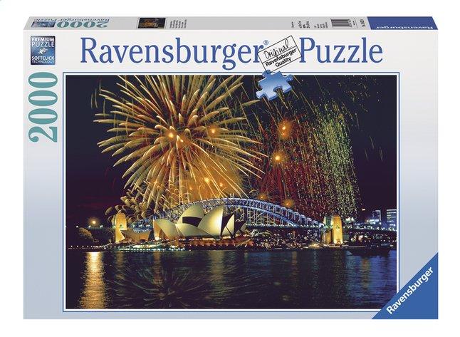 Image pour Ravensburger puzzle Feu d'artifice sur Sydney à partir de ColliShop