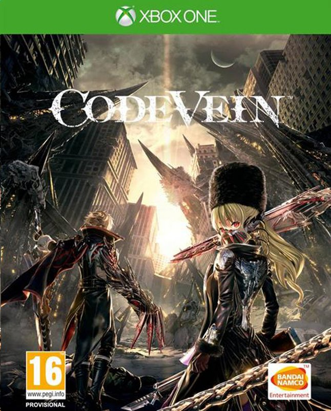 Afbeelding van Xbox One Code Vein ENG from ColliShop
