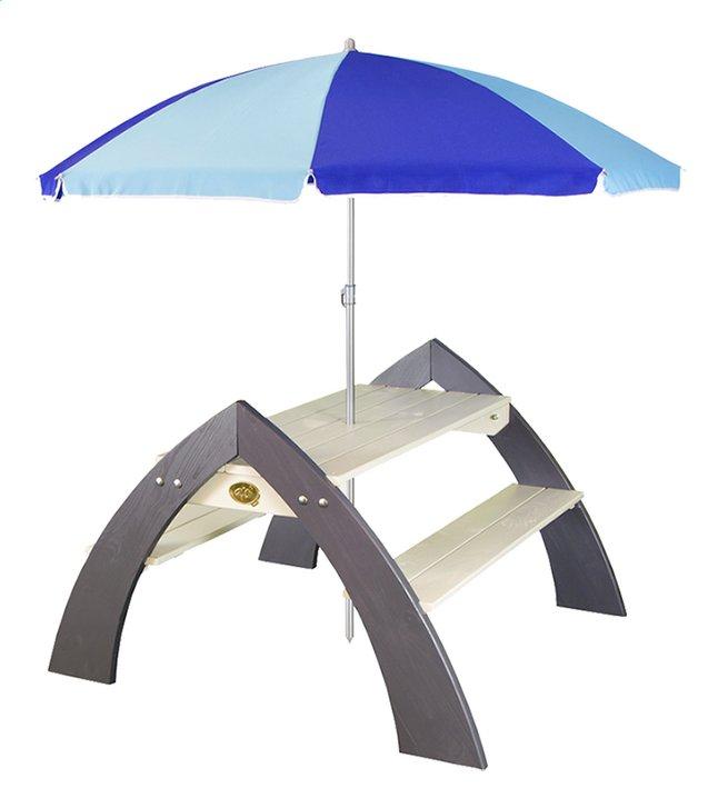 Image pour AXI table de pique-nique pour enfants Kylo avec parasol à partir de ColliShop