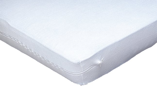 Sleepnight matrasvernieuwer verona stretchbadstof collishop - Housse renove matelas 140x200 ...