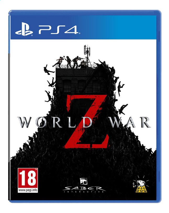 Image pour PS4 World War Z FR/ANG à partir de ColliShop