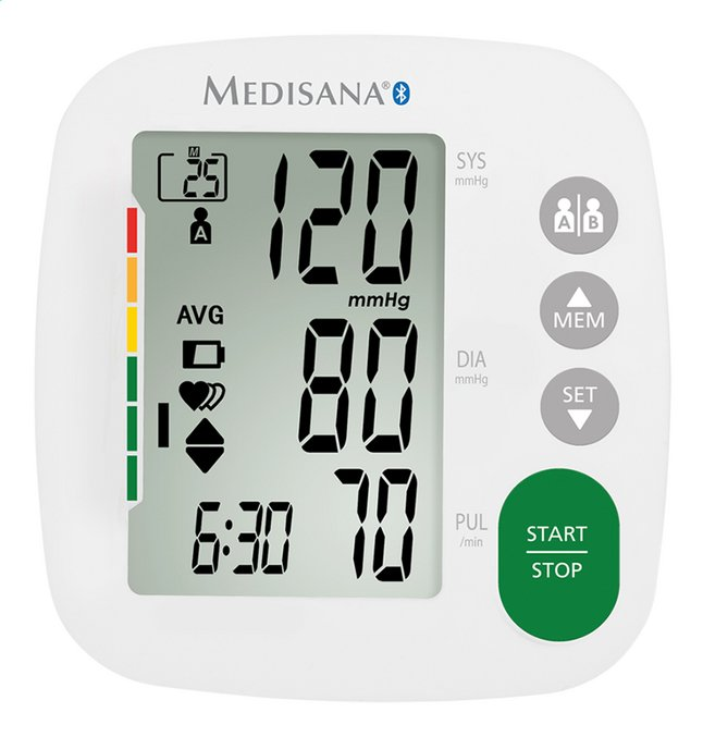 Afbeelding van Medisana Bloeddrukmeter BU A52 from ColliShop