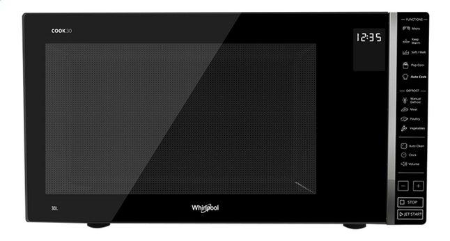 Image pour Whirlpool Micro-ondes Cook 30 MWP 301 B noir à partir de ColliShop