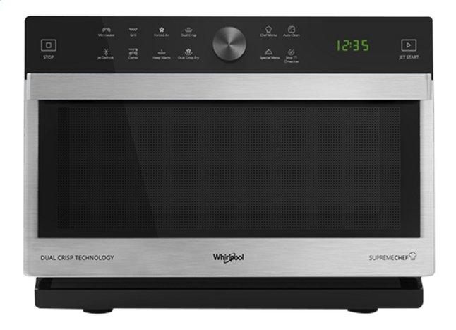 Whirlpool Micro-ondes combiné Supreme Chef MWP 338 SX inox/argenté