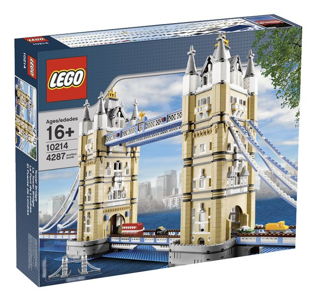 Image pour LEGO Exclusive 10214 Tower Bridge à partir de ColliShop