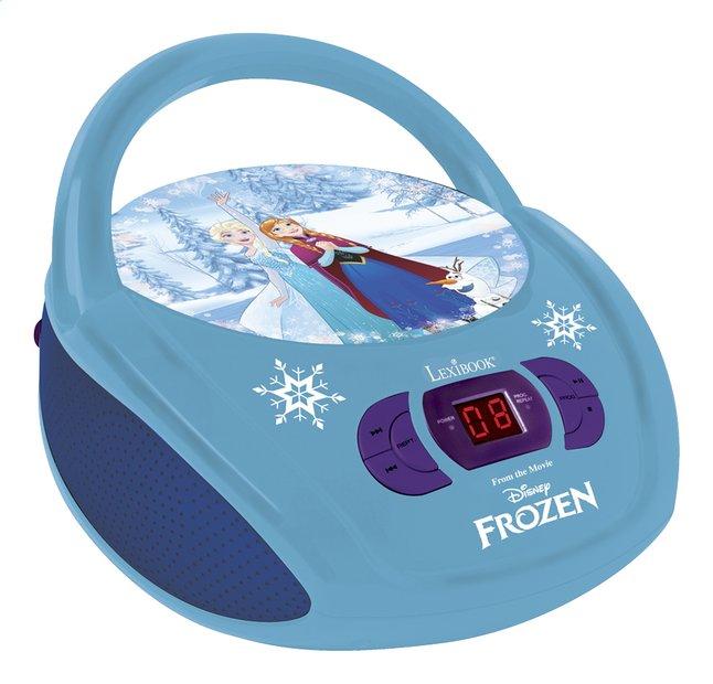 Image pour Lexibook radio/lecteur CD portable Disney La Reine des Neiges à partir de ColliShop