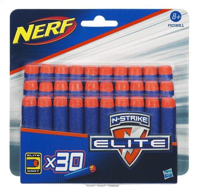 Image pour Hasbro Nerf Elite recharge - 30 pièces à partir de ColliShop